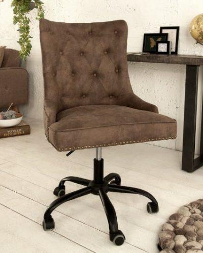 chaise-de-bureau-design-vintage-capitonne-en-microfibre-coloris-marron-claire-avec-roulettes-1-1.jpg