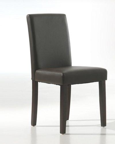 chaise-de-salle-a-manger-rembourre-simili-cuir-brun-pieds-fonces-1.jpg