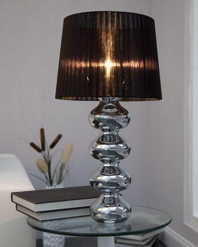 lampe-en-acier-chrome-de-70-cm-avec-abat-jour-noir-1.jpg