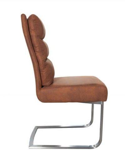 lot-de-4-chaises-contemporaine-en-microfibre-coloris-brun-avec-pietement-en-acier-inoxydable-1.jpg